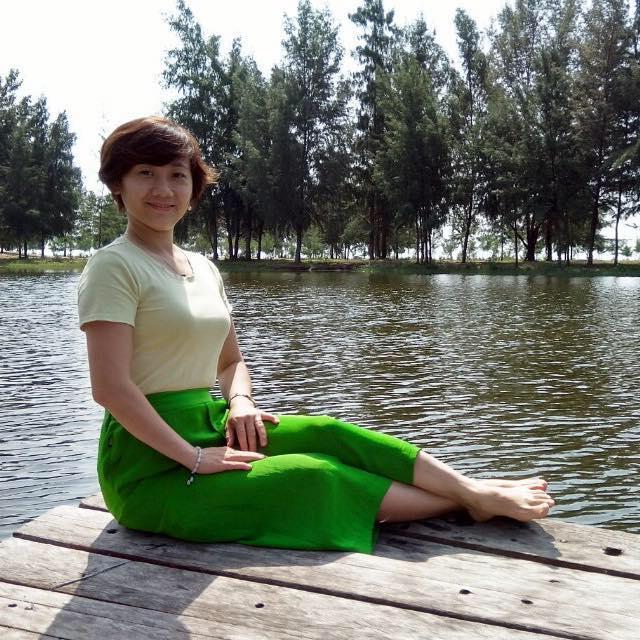chị NGô Hương Giang