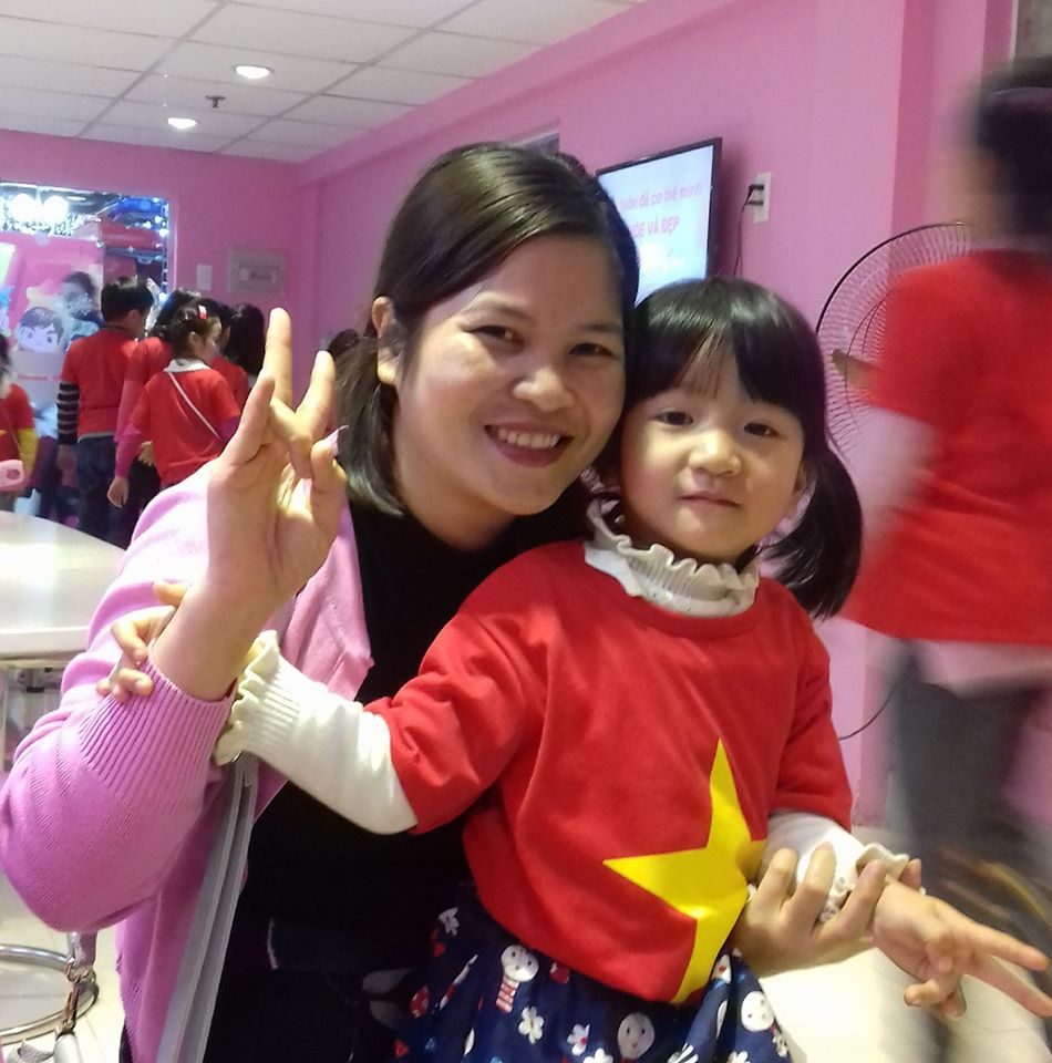 Chị Nguyễn Phương Thảo