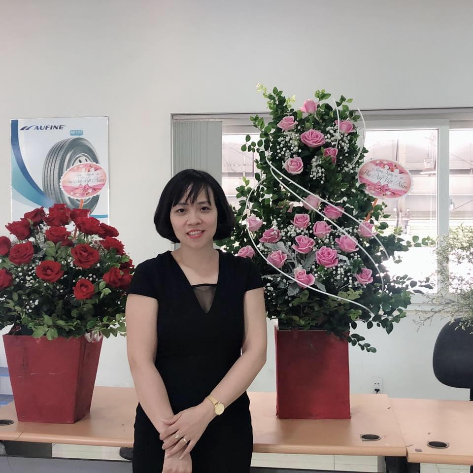 Ms. Ngọc Mai